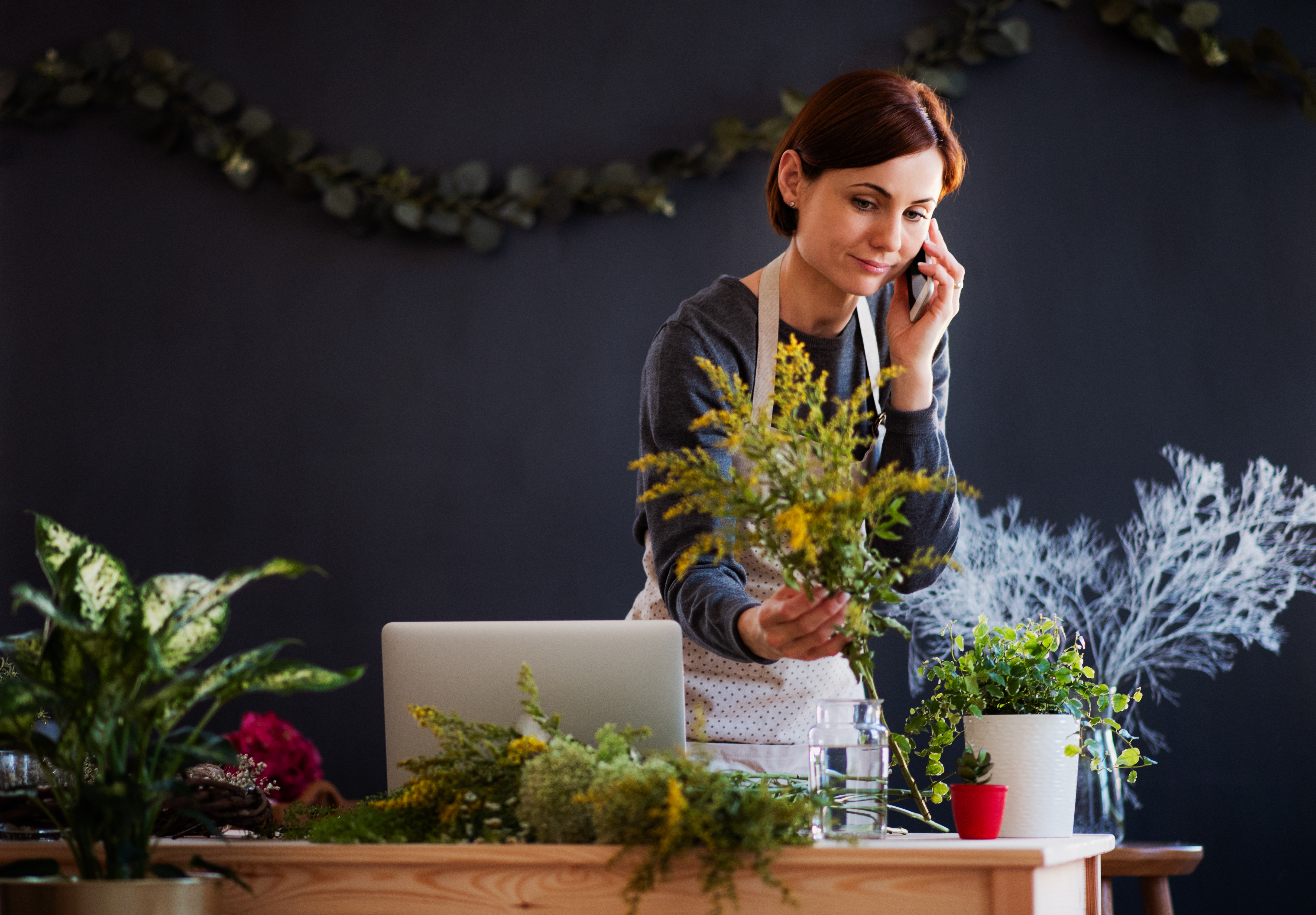 Small Business Florist