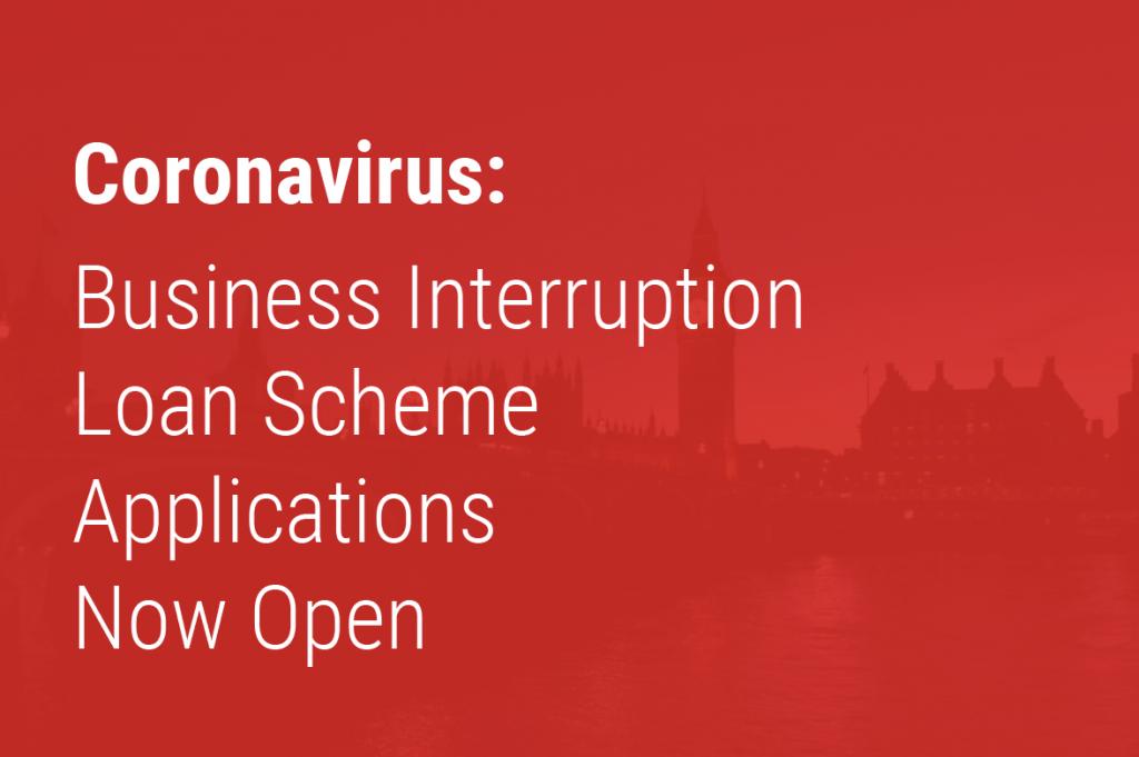 Business Interruption Loan Scheme