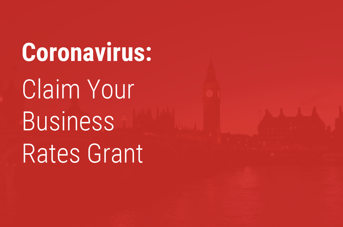 Claim Your Business Rates Grant